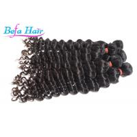Wholesale 100% Virgin Peruvian Deep Wave Human Hair Weave White / Cherry Red Hair Extensions from china suppliers
