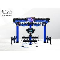 Wholesale Multi - Player 9D Virtual Reality Walking Platform VR Shooting Simulator Game from china suppliers