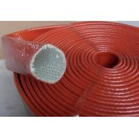 Wholesale Silicone Rubber Extruded Fiberglass Sleeving from china suppliers