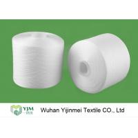 Wholesale 2/60S Plastic Cone Spun Type High Tenacity Bright Virgin Polyester Yarn High Twist For Sewing Thread from china suppliers