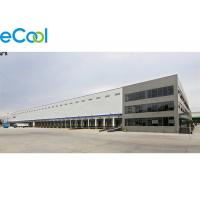 Air Cooler Multipurpose Cold Storage With PU Insulation Panel Customized Size for sale