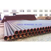 Wholesale Cold Rolled Seamless Carbon Steel Pipes For Water , Gas , Petroleum Delivery from china suppliers