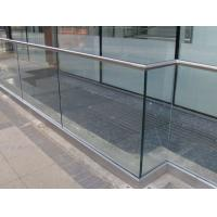 Wholesale Concrete Balusters For Sale, Outdoor Aluminum Glass Balstrade from china suppliers
