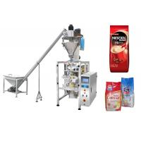 Wholesale Automated Instant Milk Powder / Bread Flour Packing Machine PLC Operated from china suppliers