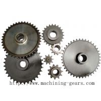 Wholesale Auto Transmission Chain Sprocket Wheel , Engineered  Roller Chain Sprockets from china suppliers