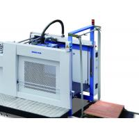 China High Speed Thermal Film Laminating Machine With Pre Stacker 9550 * 2400 * 1900MM on sale