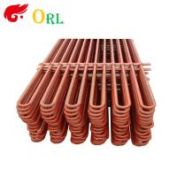Wholesale Power Plant Boiler Superheater , Gas Water Steam Super Heater ISO9001 from china suppliers