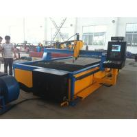 Wholesale Steel Plate Plasma CNC Cutting Machinewith 1 Plasma Cutting Gun 1 Flame Welding Gun from china suppliers