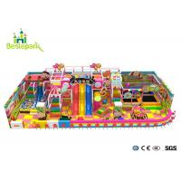 Wholesale Residential Baby Indoor Playground Anti - Static With Customized Size from china suppliers
