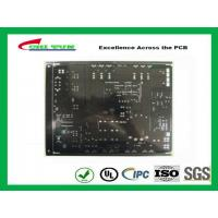 Wholesale Black Solder Mask Quick Turn Pcb Assembly 2 Layer Fr4 1.6mm Lead Free Hasl from china suppliers