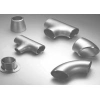 Wholesale Carbon Steel / Stainless Steel Butt Weld Fittings Steel Pipe Tee with ISO9001 Approvals from china suppliers