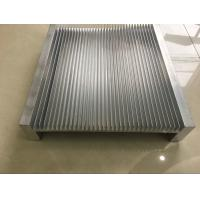 Wholesale 6061 Alloy CNC Milling Large Aluminium Heat Sink Profiles 300MM Width from china suppliers