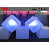 Wholesale Rotational Molding Led Light Up Buckets Hollow Structure Led Champagne Bucket from china suppliers