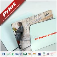 Wholesale 2-4mm High Glossy Aluminium Composite Panel For Signboards / Display Platform from china suppliers