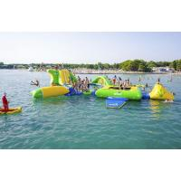 Quality Big Sport Inflatable Water Park Adults Inflatable Aqua Park Games for sale