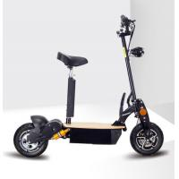 Wholesale Two Wheel Electric Scooter EVO Scooters 1600Watts 48V Speed 55Km/H Brushless Motor PowerBoards from china suppliers