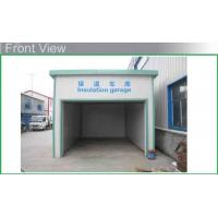 Buy cheap Car Garage For 2 Cars / Different size  ,  Convenience and Beauty from wholesalers