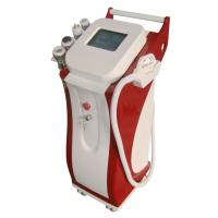 Wholesale Pupular IPL+E-light(Elos) +Cavitation+ Monopolar rf + Tripolar rf + Vacuum Liposuction from china suppliers