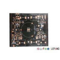 Wholesale 1 Layer / Double Layer Round PCB Board , Led Lights Copper Circuit Board from china suppliers