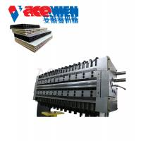 Wholesale Hollow Building Plastic Construction Formwork Machine 25*3*3.5m High Efficiency from china suppliers