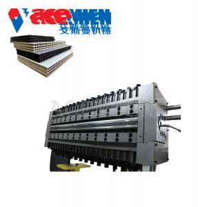 Hollow Building Plastic Construction Formwork Machine 25*3*3.5m High Efficiency