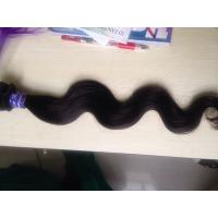 Wholesale new arrive top sales body wave brazilian human hair extension, soft hair 7a free tangle brazilian body wave hair from china suppliers