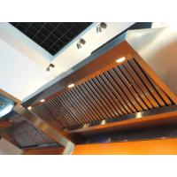Wholesale 2000cfm Baffle Filter Range Hood stainless steel remote control from china suppliers