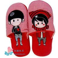 Wholesale Cartoon plush slipper from china suppliers