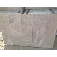 Wholesale Wave Sand  Granite Tiles for floor wall stair polished honed flamed cut to size from china suppliers