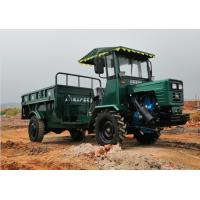 China Easy Drive Articulating Lawn Tractor Small Off Road Dump Truck 18.6kw Power mini dumper on sale