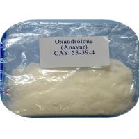 Wholesale 99% Oxandrolone Anabolic Steroid , CAS 53-39-4 Anavar Weight Loss White Powder from china suppliers