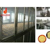China Cup Instant Noodle Making Machine 42kw 30000pcs/8h Capacity Easy Maintenance on sale