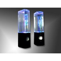 Wholesale Mini Speaker,The colorful lamps,Touch the water device,USB power supply. from china suppliers