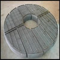 Wholesale Metal Knitted Wire Mesh Demister Stainless Steel Demister Pad Mist Eliminator Filter from china suppliers