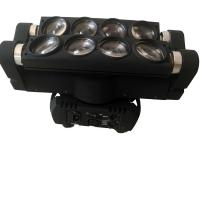 Wholesale Professional 8* 10W Mini LED Spider Light / Led Moving Head Lights For Small Concerts from china suppliers