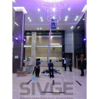 Quality Office Buildings Aerial Work Platform Push Around 8 Meter Height For One Man for sale