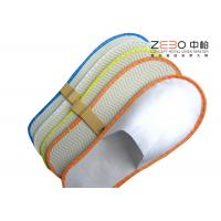 Wholesale Non Woven Fabric Hotel Disposable Slippers Plain Style Multi Color from china suppliers