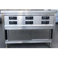 Wholesale Freestanding Electric Range 4 Zones , Stainless Steel Stove Electric from china suppliers