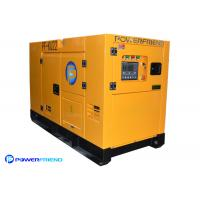 Wholesale 10kw - 100kw Japan Denyo Soundproof Diesel Power Generator With Electric Starter from china suppliers