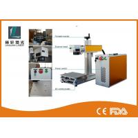 Wholesale 50000 Hours Long Life Air-Cooling Jewelry Laser Marking Fiber Machine For Date / Numbers from china suppliers