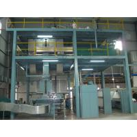 Wholesale 1.6m 2.4m 3.2m PP Non Woven Fabric Making Machine / Production Line 280 - 750kg / H from china suppliers