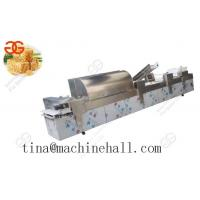 Buy cheap Automatic Peanut Bar|Nougat Production Line For Sell from Wholesalers