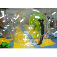 China Clear Bubble Giant Inflatable Walking Ball Commercial For Adult PVC on sale