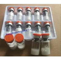 Wholesale Muscle Building Human Growth Hormone Steroids GHRP-6 Peptide CAS 87616-84-0 from china suppliers
