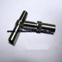 Wholesale Titanium Ti Bike V Breke Bolts Repair Accessories Bicycle Brake Post V-Brake Bosses M10 x from china suppliers