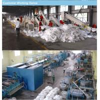 Plastic Films Recycling Extruder Machine, Waste Plastic Granules Making Machine for sale
