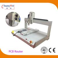 Buy cheap Desktop Printed Circuit Board Router PCB Board Separation 650mm X 450mm from Wholesalers