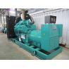 Cummins KTA38-G2A Industrial Generator 720KW Emergency Power Generator for sale