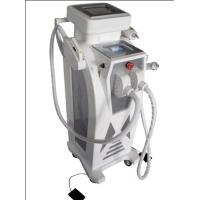 Wholesale IPL + Elight + RF + Yag Laser Hair Removal And Tattoo Removal Beauty Equipment from china suppliers