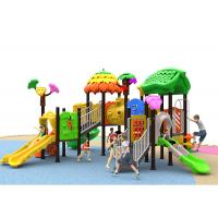 Wholesale Eco Friendly Children Play Game Toys Plastic Outdoor Playground Slide For Kids from china suppliers